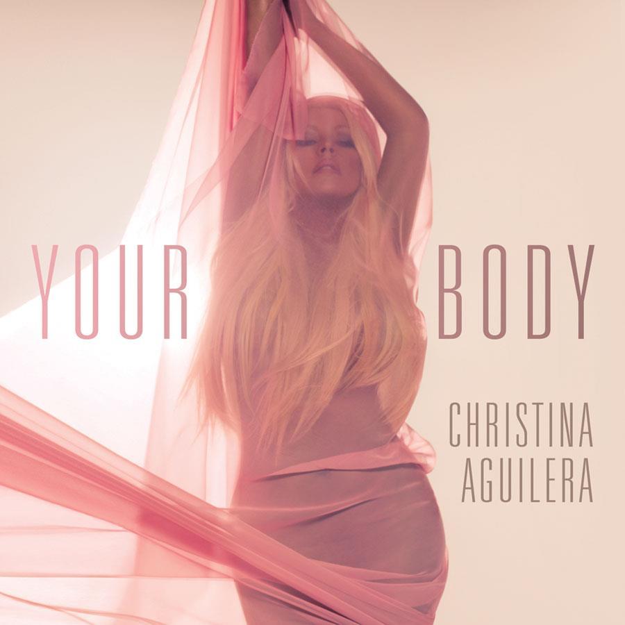 christina aguilera your body