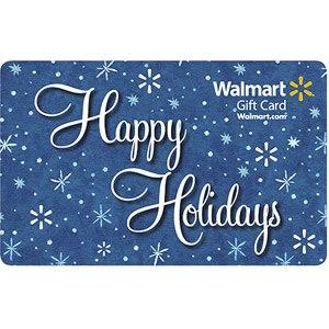 Walmart gift card - Star 98