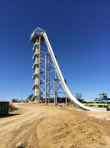 Verruckt World's Larget Water Slide