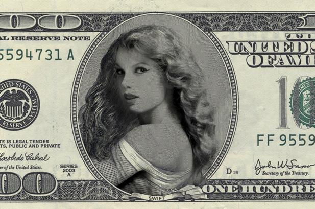 Taylor Swift Billboard's Top Money Earner 2013