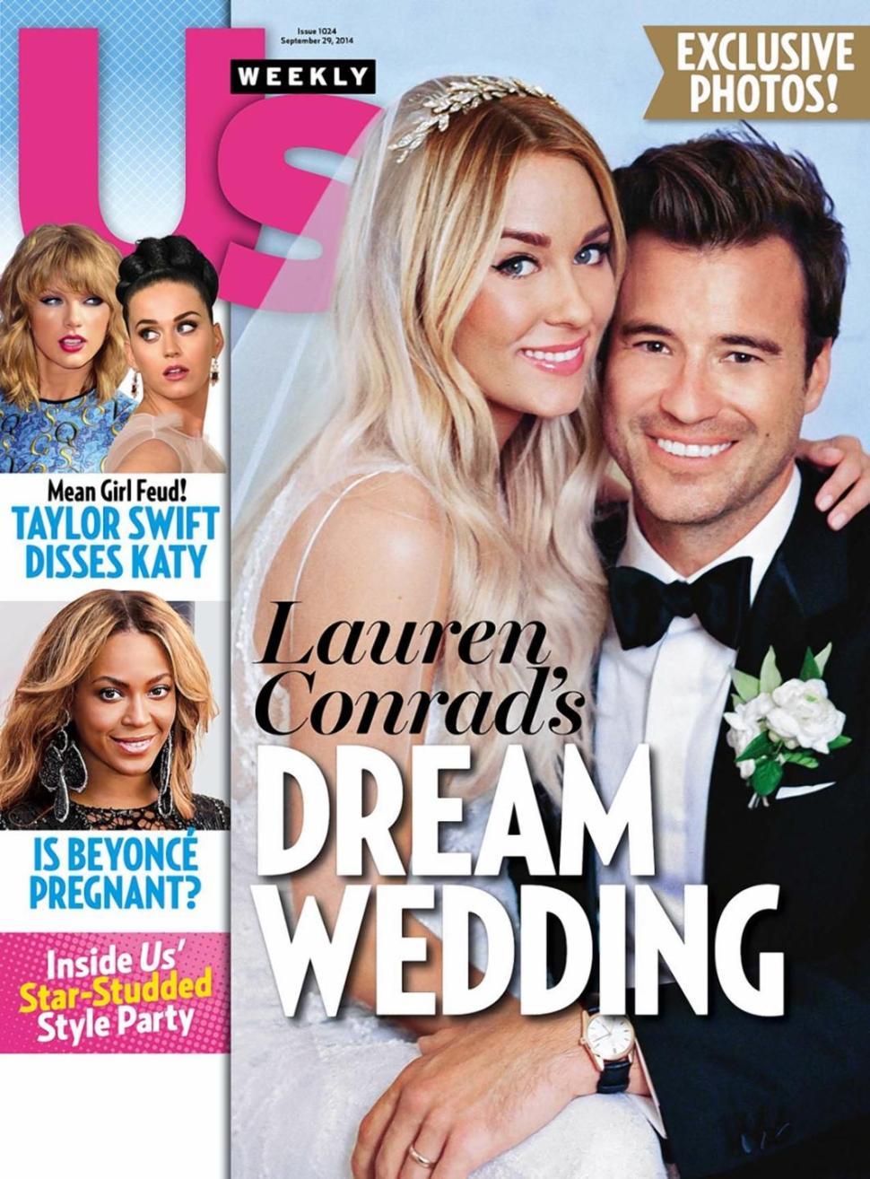 Lauren and william wedding