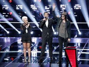 The Voice Battle Rounds 2015