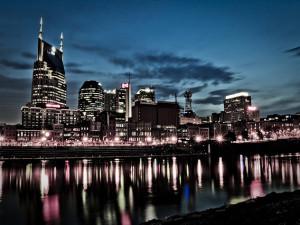 Nashville Cityscape