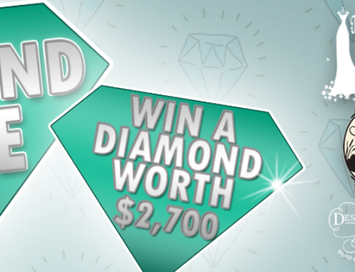 Win a $2,700 Rock With The Star 98 Diamond Dive!