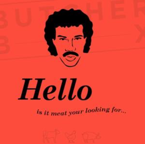 Butcherbox, Twitter