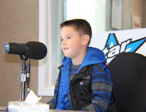 Primary Children's Radiothon 2017: Cooper