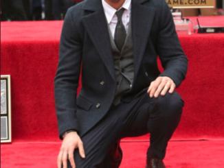 Ryan Reynolds gets Hollywood Star