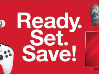 holiday black friday ready set save ad
