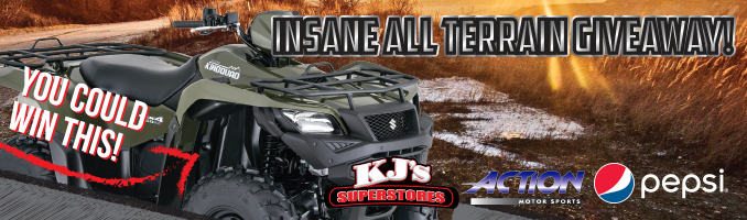 Insane All Terrain Giveaway